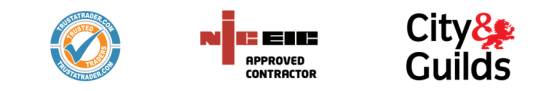 Trust-a-trader | Construction and Plumbing Divisions NIC EIC Approved Contractor | Electrical Division